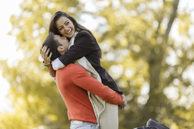Perguntaram à esposa se o seu marido a fazia feliz – a sua resposta foi inesperada